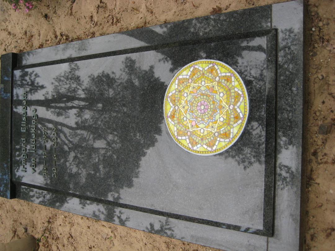 irmgard gedenkteken