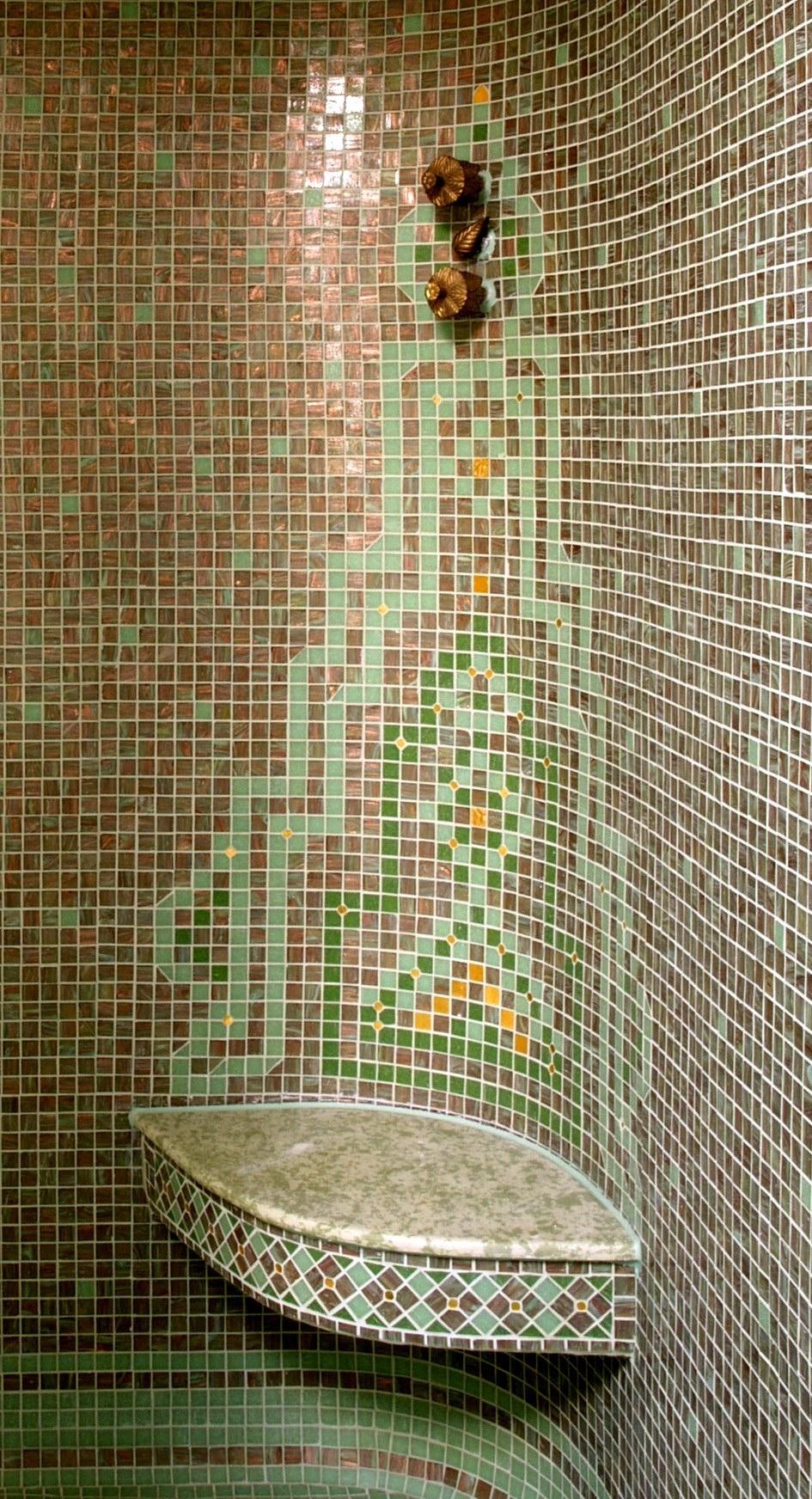 badkamer persian greens 3