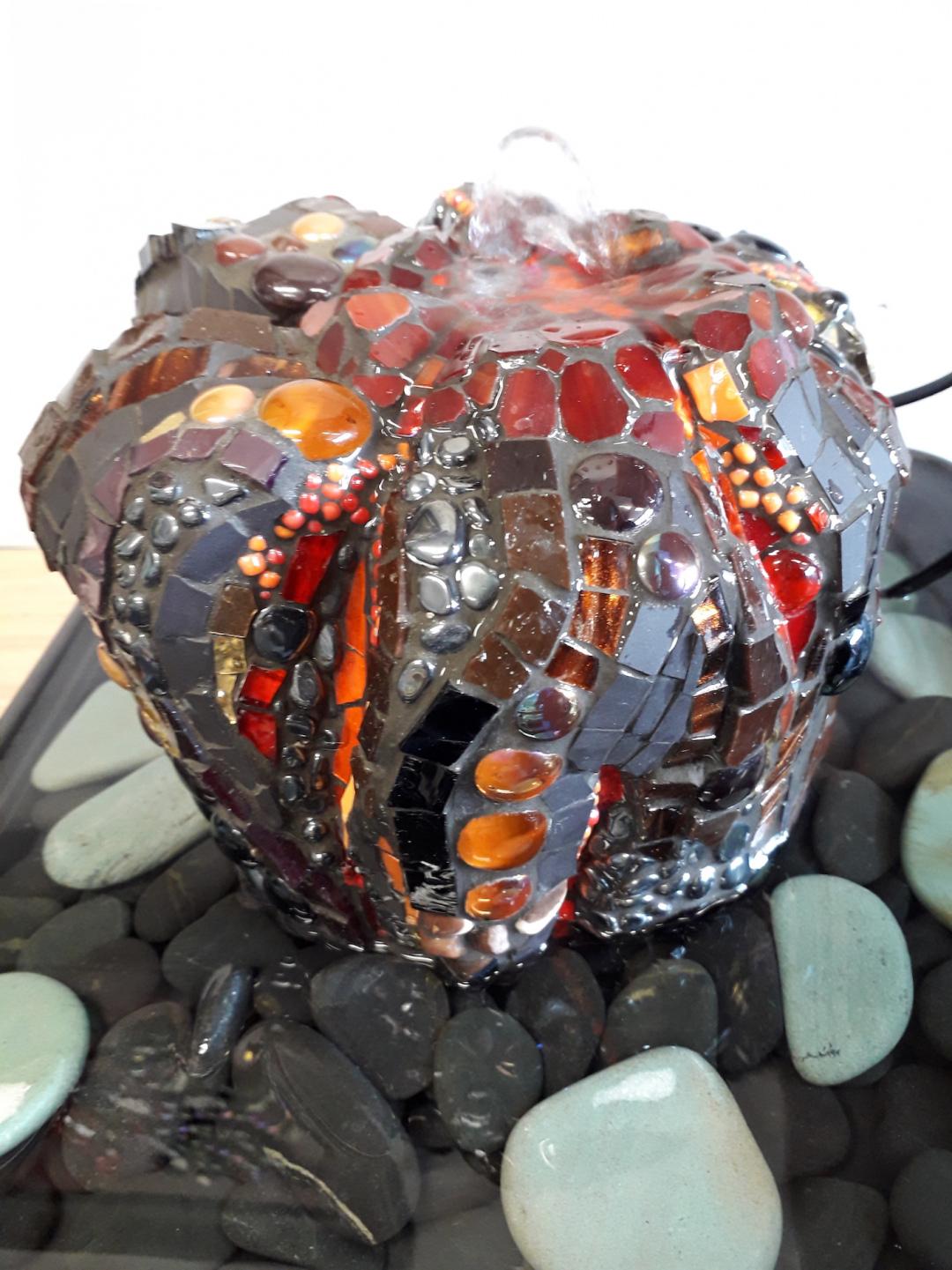pele-lavacake mozaiek kamerfontein
