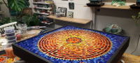 chartres labyrinth-in-atelier